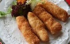 香芒海鲜卷图片
