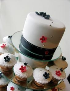 庆典蛋糕图片