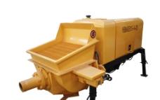 矿用混凝土输送泵图片