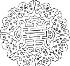 传统吉祥纹样图片
