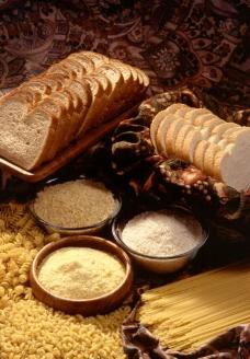 面包大米图片