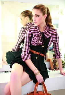 时尚品牌女装图片