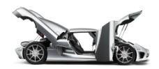 柯尼塞格跑车图片