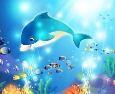 梦幻海底世界图片