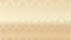欧式金色古典花纹背景图片