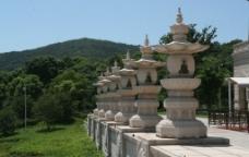 梵宫灯塔图片