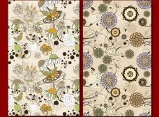 花纹花朵图案图片