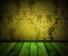 木纹木板 花纹墙纸图片