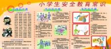 小学生安全教育常识图片