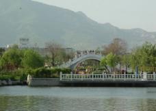 山湖颂图片