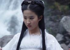 刘亦菲小龙女图片