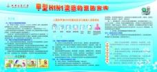 甲型H1N1宣传知识图片