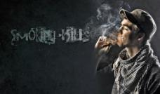 戒烟广告图片