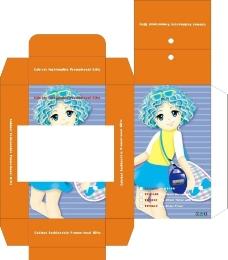 包装彩盒图片