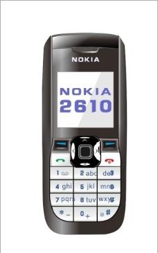 诺基亚2610图片