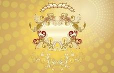 古典欧式花纹花边图片