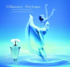 欧美香水海报图片