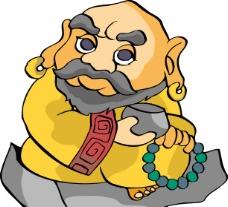 古代人物 漫画人物图片