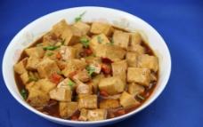 麻婆豆腐图片