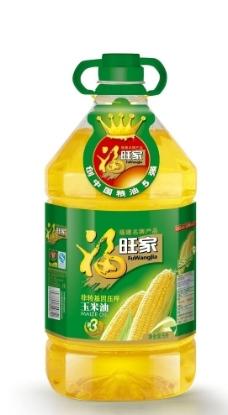 福旺家 玉米 精制油图片