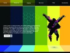 精美网站设计模板图片