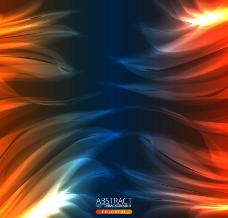 动感光线火焰背景图片