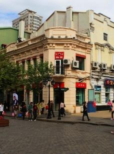 老街老房图片