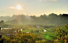 农村全貌图片