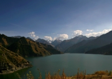 新疆天山天池图片
