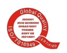 认证标志 TS16949图片