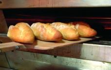 烤面包图片