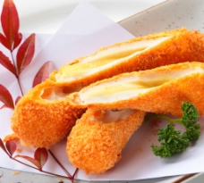 乳酪棒图片