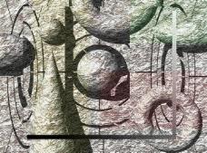 浮雕 立体墙图片