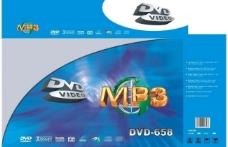 dvd mp3包装盒图片
