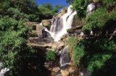 泰国 瀑布图片