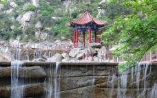 青岛风景区千丝瀑图片
