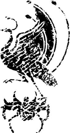 秦汉时代 花纹 青铜器图片