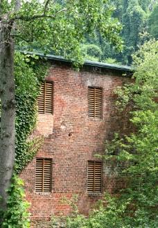 老式房子图片