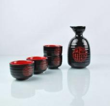 福字 古式 酒具图片
