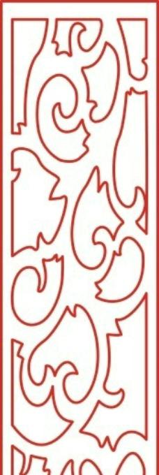 欧式线条雕花图片