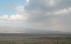 高原的天空图片