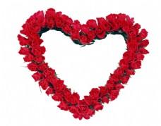 玫瑰花圈图片