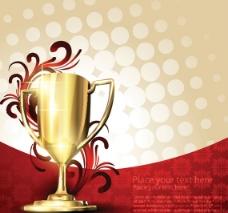 奖杯金杯图片