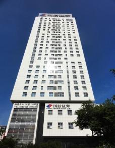 烟台南大街建筑图片