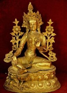 藏族金屬鑄造圖片
