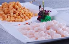 双色水晶虾仁图片