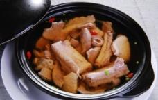客家猪肉汤图片