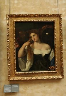 法国卢浮宫油画图片