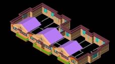CAD平面图图片